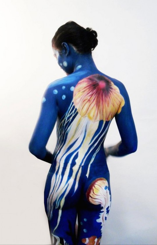 TRUCCO BODY PAINTING