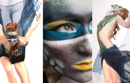 BODY PAINTING BRESCIA